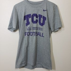Nike TCU Football Tee(small)